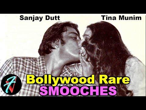 Rare Smooches of Bollywood | Bollywood Rare Kisses