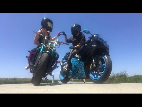 Bike Models or Riders???