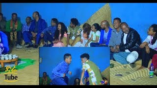 Betoch Drama crew members celebrating Meskel 2010