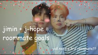 Download jimin and jhope need to be roommates forever Video