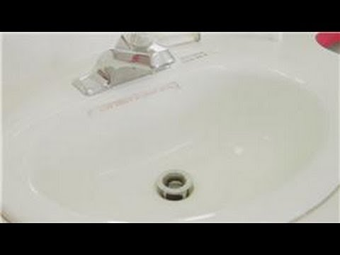 Plumbing Advice : How to Remove a Sink Drain Assembly