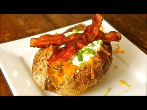 MONSTER POTATO - Killer Baked Potato Recipe and Tips