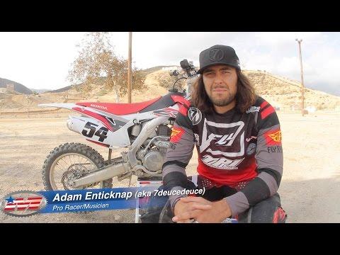 2016 450 MX Shootout Rider Opinion - Adam Enticknap - MotoUSA