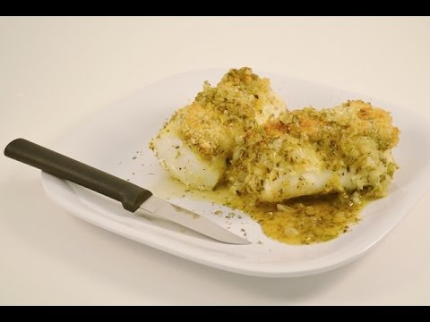 Citrus Herb Cod Recipe - How to Zest a Lemon with a Knife   RadaCutlery.com