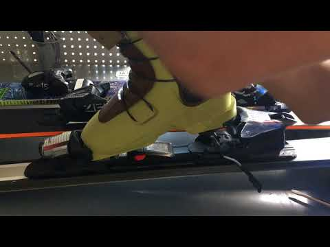 How To Adjust Rail, Demo, & Fixed Ski Bindings | Ride Utah