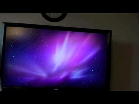 Macbook Pro HDMI to HDTV LCD