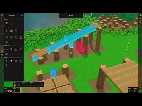 Shatojon's Unofficial Wood Tutorial for Castle Story