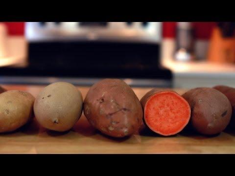 When is it ripe? Sweet Potatoes