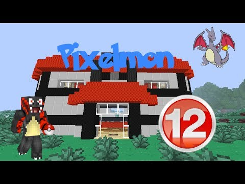 Pixelmon Episode 12: A Legendary Spawns