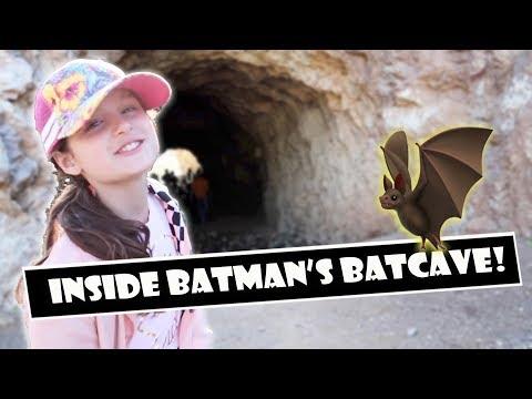 Inside Batman's Batcave 🦇 (WK 378.2)   Bratayley