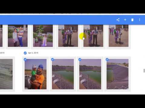 How to delete all photos at once in Google photos