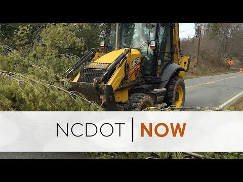 NCDOT Now: March, 09 2018