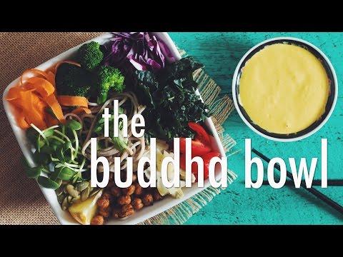 THE BUDDHA BOWL (HEALTHY & VEGAN) | hot for food