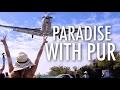 Paradise with PUR vlog | iluvsarahii