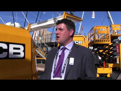 JCB Access Launches First Boom