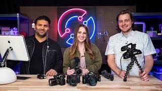 The best vlogging cameras 2018