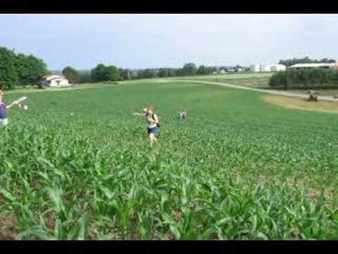Design a corn maze