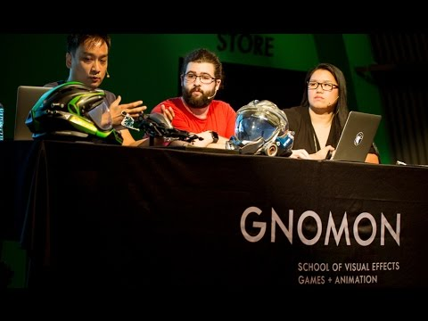 MOMENTUM Gnomon Event: An evening with Gadget-Bot and Mark Yang