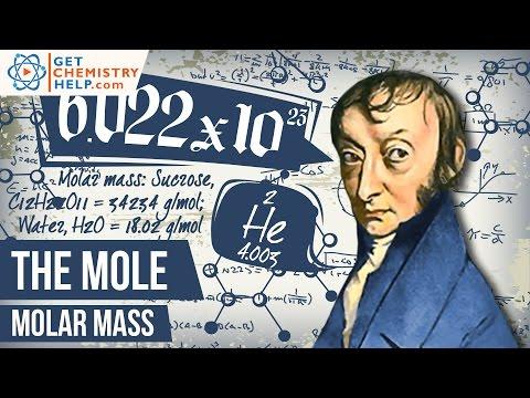 Chemistry Lesson: Molar Mass