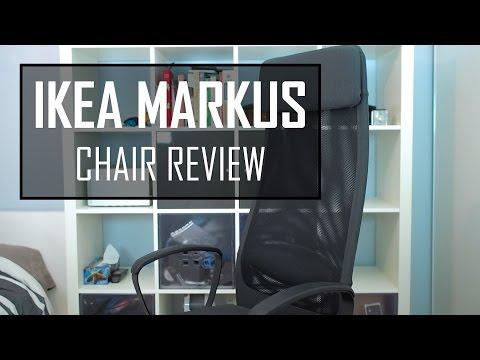 IKEA MARKUS Chair Review - Best Budget Chair