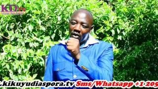 Austine Muturi - Irathiro Ria Riua Full combined Kikuyu Christian