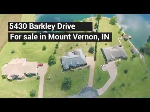 5430 Barkley Drive, Mount Vernon, IN 47620
