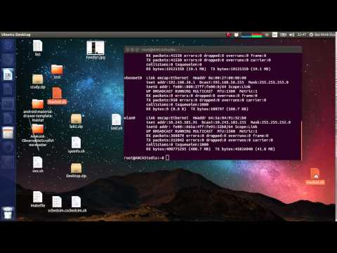 How to change MAC on ubuntu