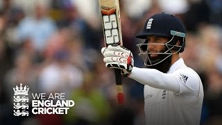 Moeen Ali 155 not out - England v Sri Lanka highlights