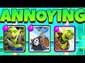 MOST ANNOYING DECK in CLASH ROYALE