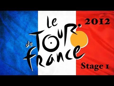 2012 Tour de France Stage 1