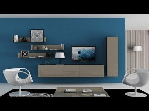 Fashionable Colors in Interior Decoration Trends 2019