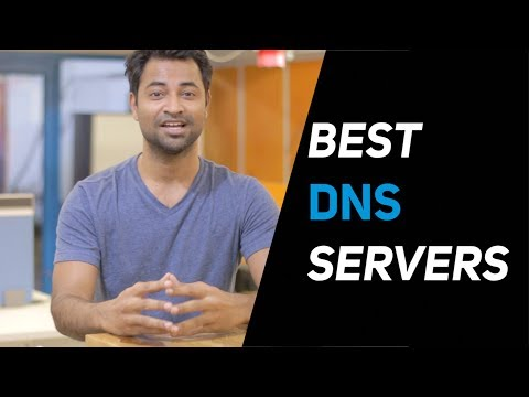 5 Best DNS Servers