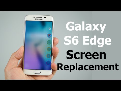 How to replace Samsung Galaxy S6 Edge screen - complete guide
