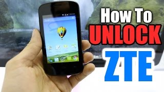 How To Unlock Zte All Models Z667 Compel Avail Z667 Radiant Z998 Att