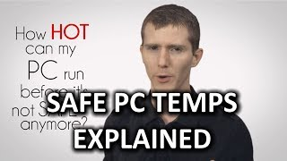 Safe PC Temperatures as Fast As Possible