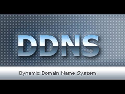 Configuration  DDNS