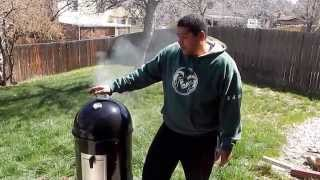 Weber Smokey Mountain Review & How To | WSM Smoker