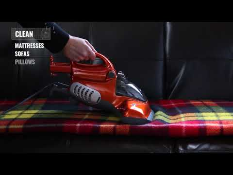 VonHaus UV Vacuum Cleaner