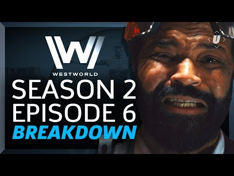 Westworld Breakdown: Season 2 Episode 6 Phase Space