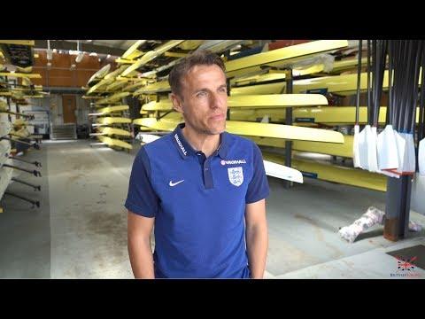 Philip Neville at British Rowing