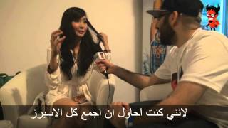 Interview W/ @AlodiaAlmira @MEFCC Dubai |  مقابلة مع ملكة الكوسبلاي ألوديا