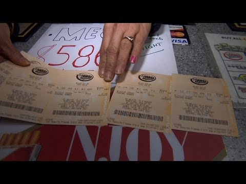 Mega Millions Jackpot Second Largest in Lottery History