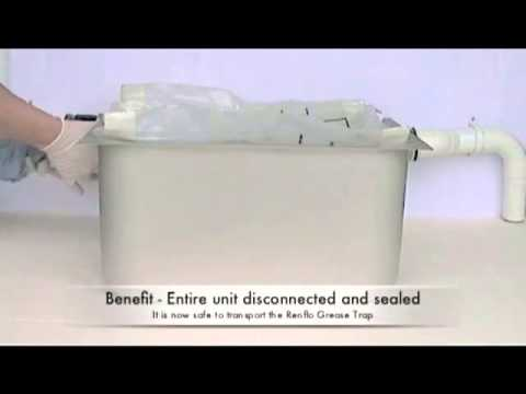Renflo Grease Trap Simple Self Maintenance and Benefits