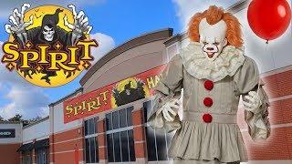 Download SPIRIT HALLOWEEN 2019 inside ABANDONED MC SPORTS - Medina Ohio Video