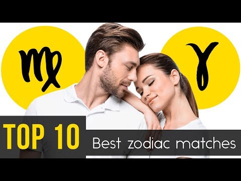 Top 10 Zodiac Signs Matches / Find Out Your Best Couple