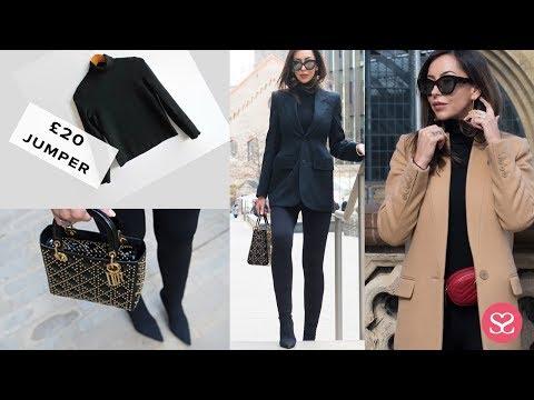 ONE JUMPER, FOUR FASHION BLOGGER LOOKS | SS18 Balenciaga, Gucci, Stella McCartney | Sophie Shohet