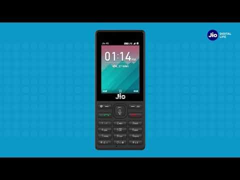 JioCare - How to Make Video Calls on JioPhone (Kannada)| Reliance Jio