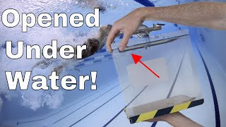 Download What Happens if You Open a Vacuum Chamber Under Water? And Do Vacuums Float? Video