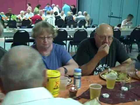 Thanksgiving Dinner at Okeechobee KOA