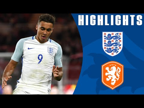 England Look Bright in a Match Full of Chances | Netherlands 1-1 England U21 | Official Highlights